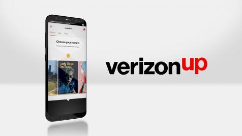 Verizon Up Rewards Program Logo