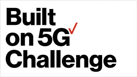 Built on 5G Challenge Logo