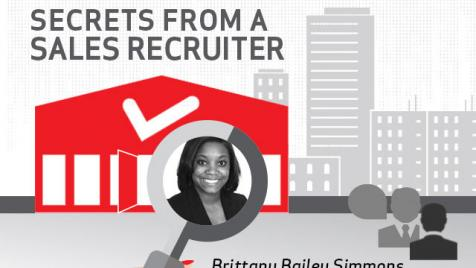 Secrets From a Sales Recruiter – Brittany Simmons