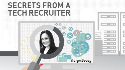 Secrets From a Tech Recruiter: Karyn Soucy