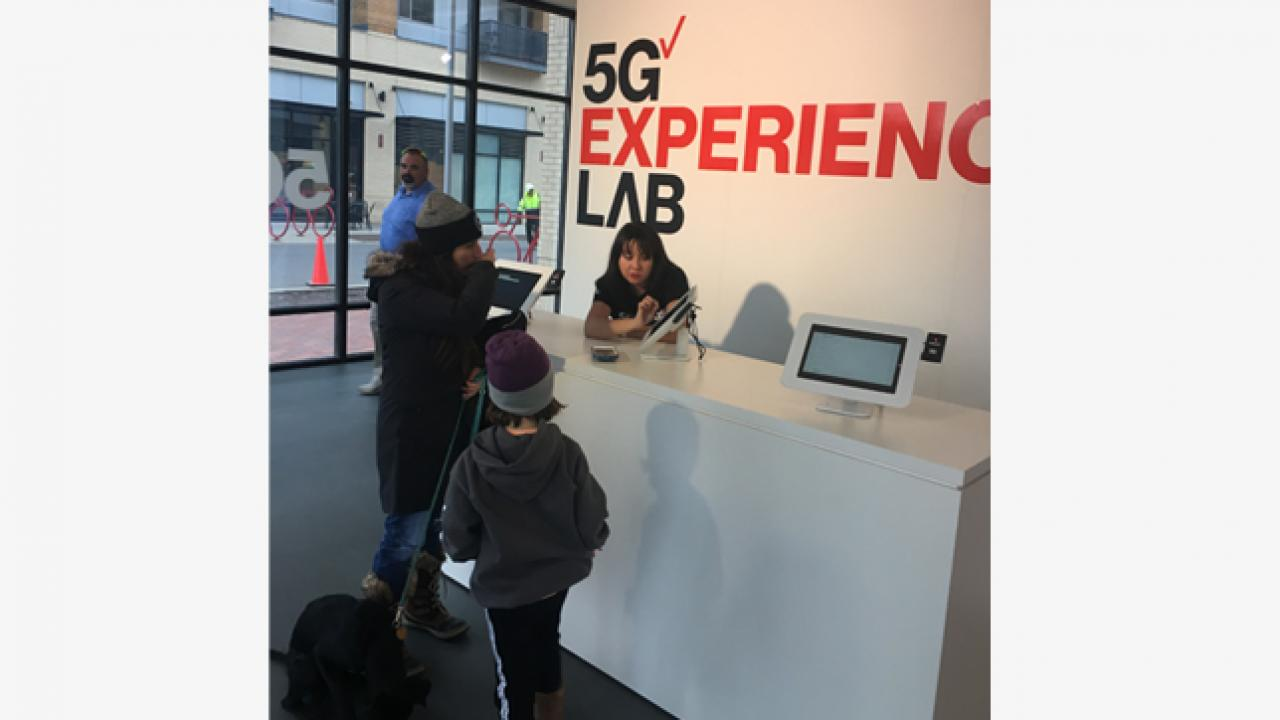 5G Experience Labs