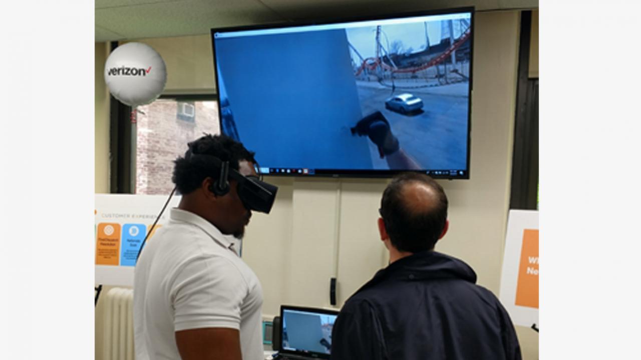 VR Climb Demo