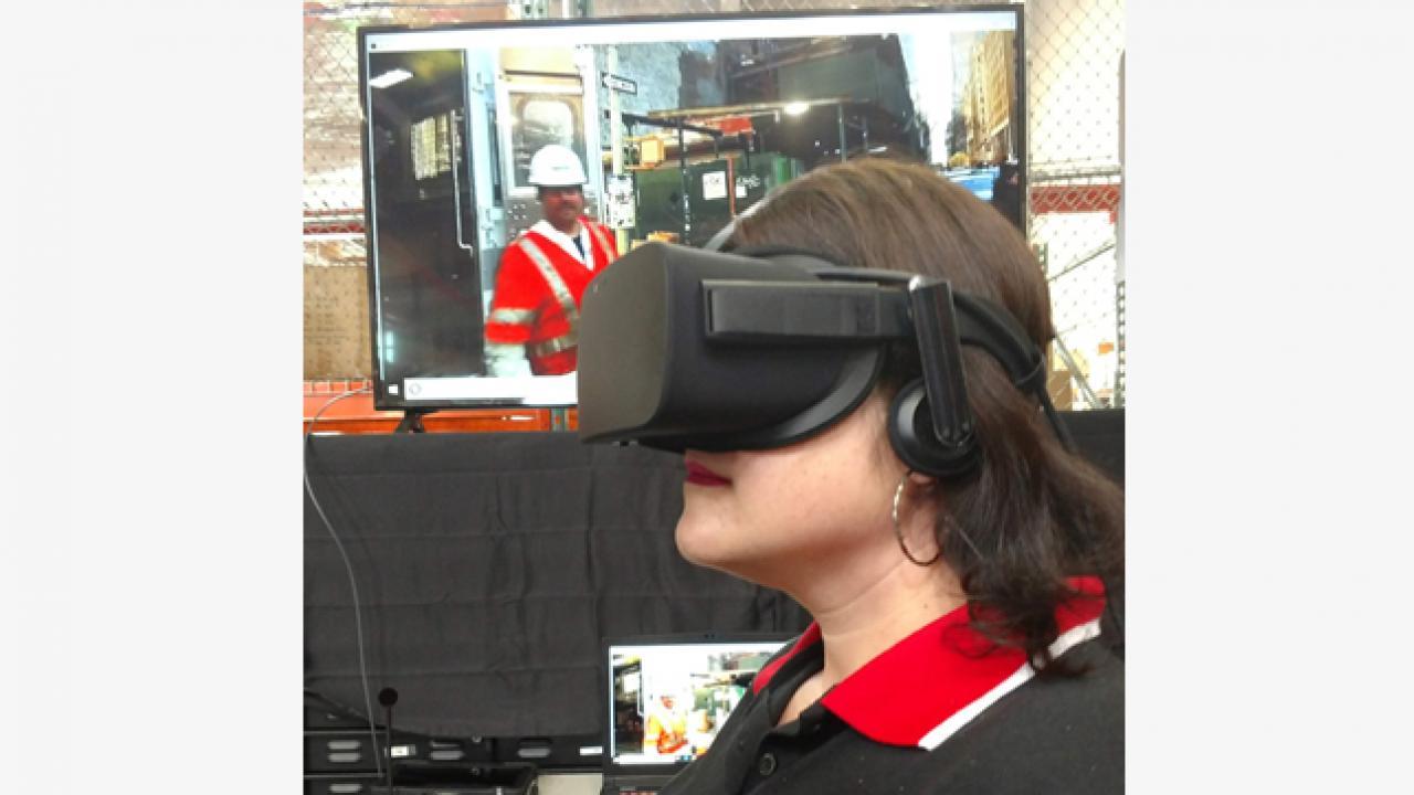 VR Demo Female