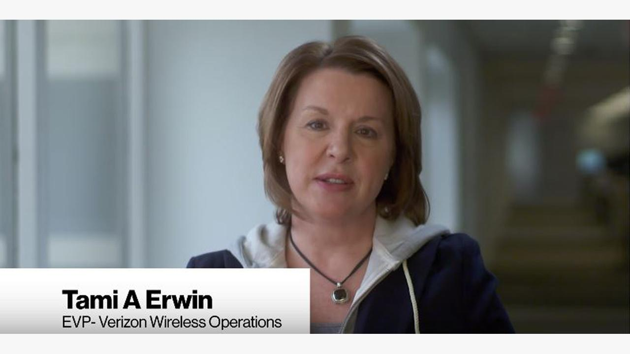 Tami Erwin, EVP Verizon Wireless Operations | Why our customers choose Verizon | Verizon