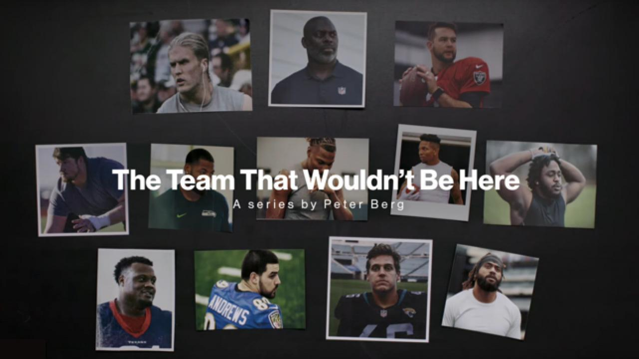 Verizon - The Team That Wouldnt Be Here :60