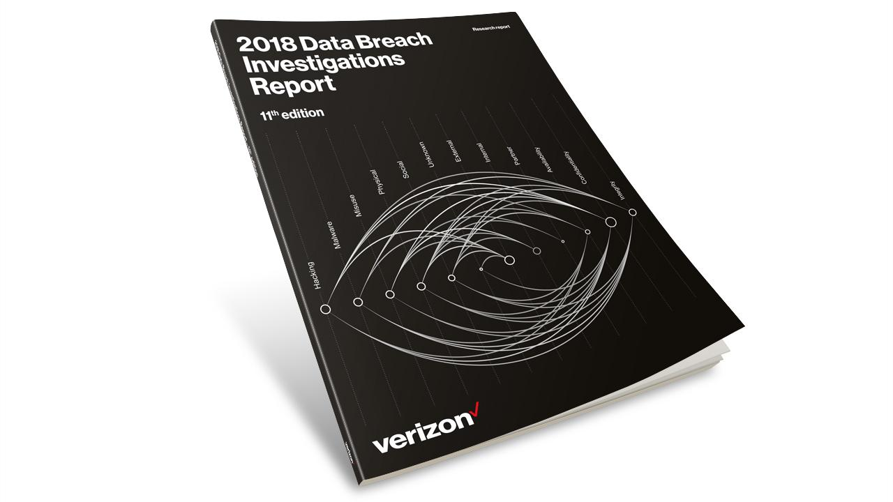 Ransomware still a top cybersecurity threat, warns  Verizon 2018 Data Breach Investigations Report