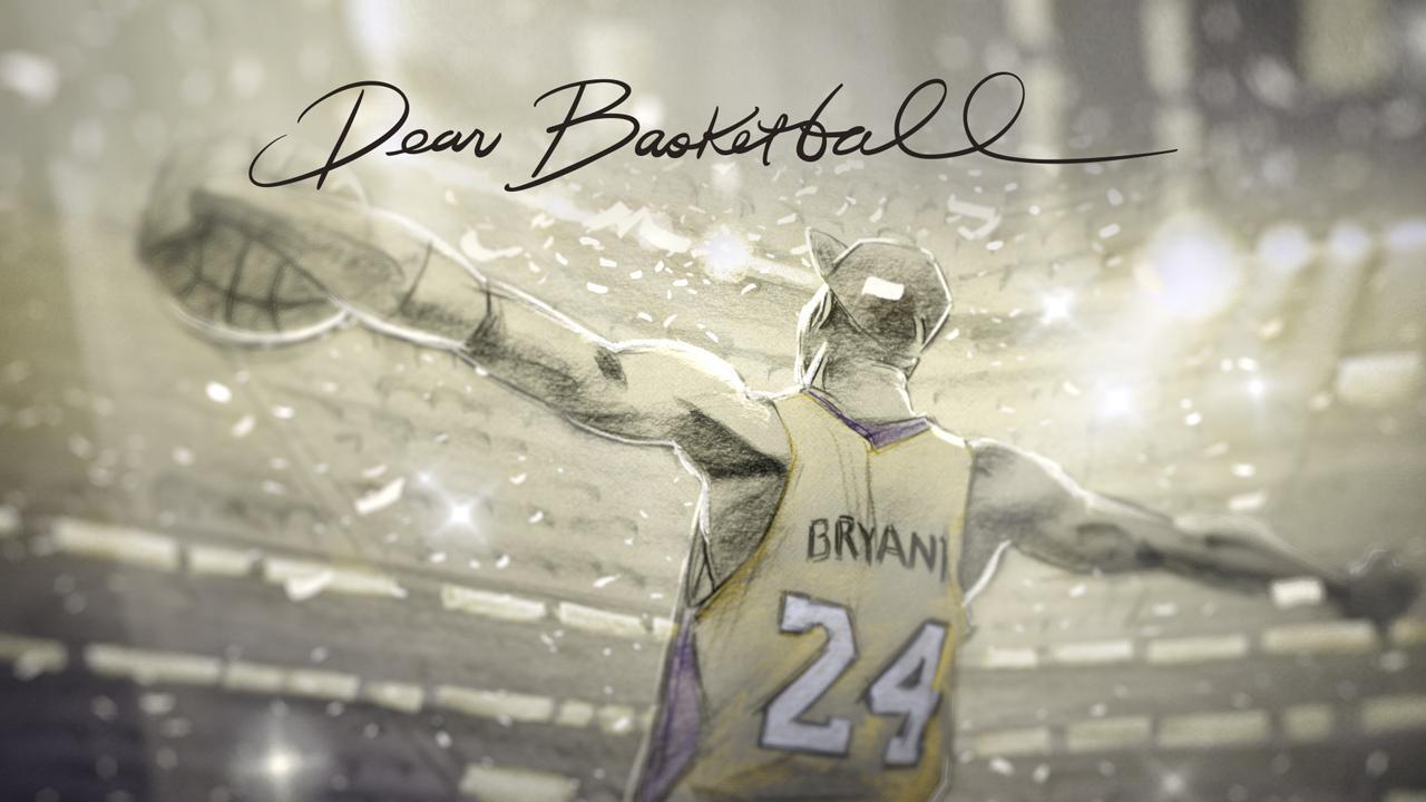Kobe Bryant by Glen Keane