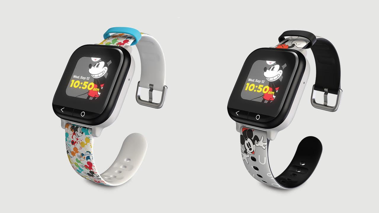 Verizon and Disney collaborate on GizmoWatch Mickey Mouse
