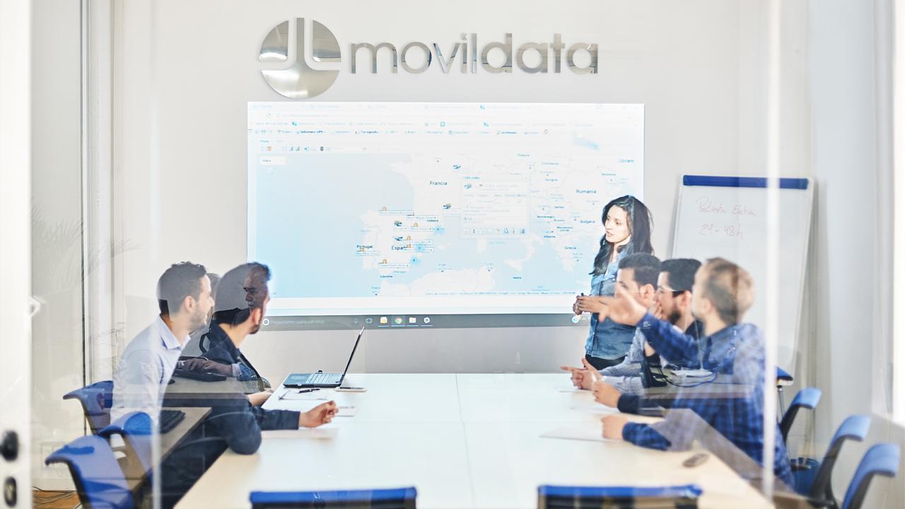 Movildata employees