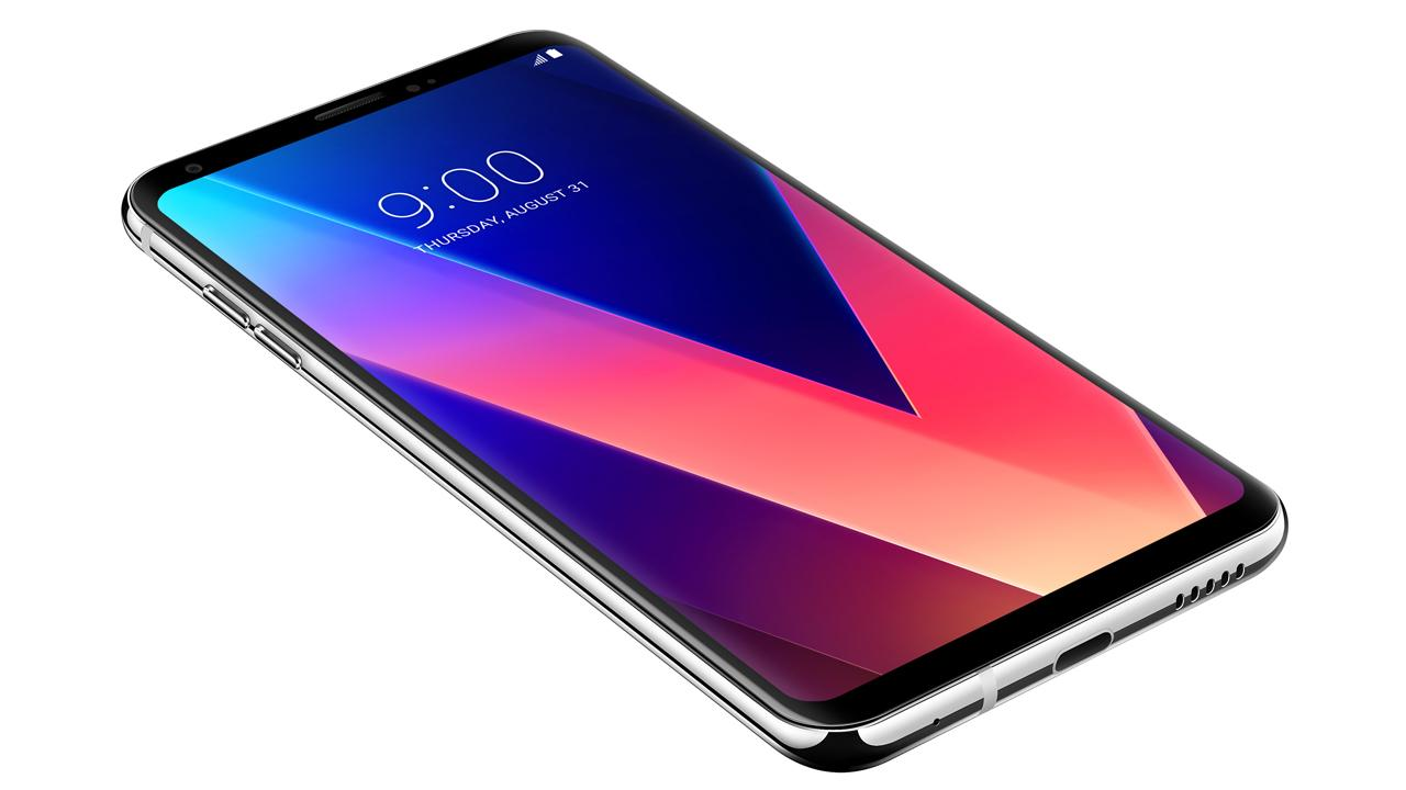 Get the LG V30 on Verizon this fall