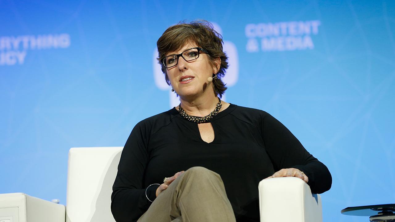 Photo of Nikki Palmer at Mobile World Congress
