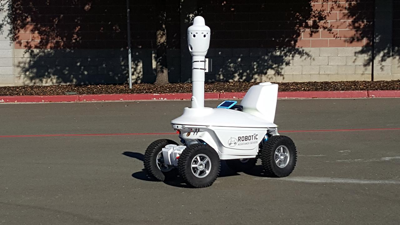 Robotic Assistance Vehicle