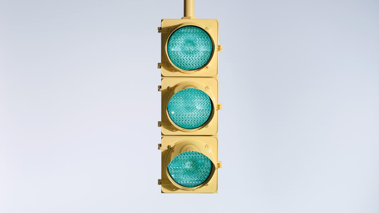Traffic Light 1280x720