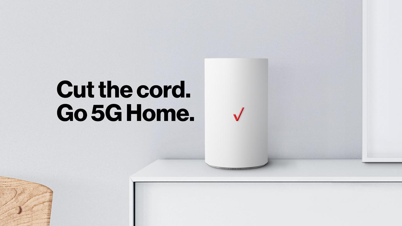 Verizon 5G Cut the cord