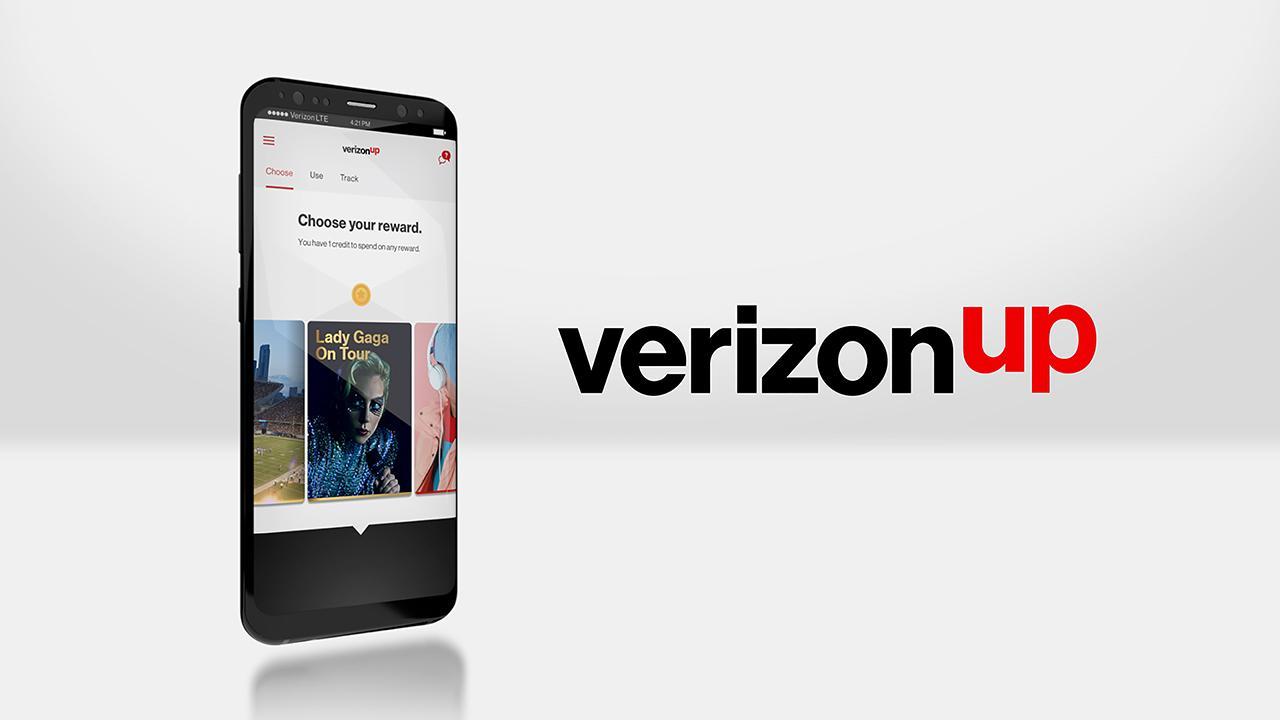 Verizon Up Rewards Program Logo