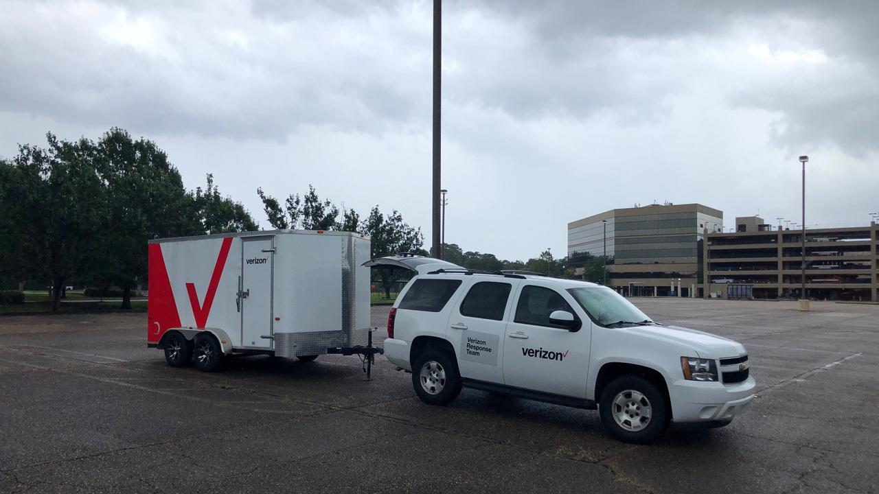 Verizon Response Team ready to roll