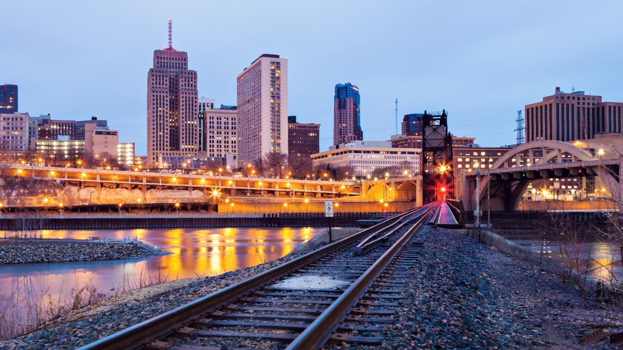 Verizon 5G mobility city