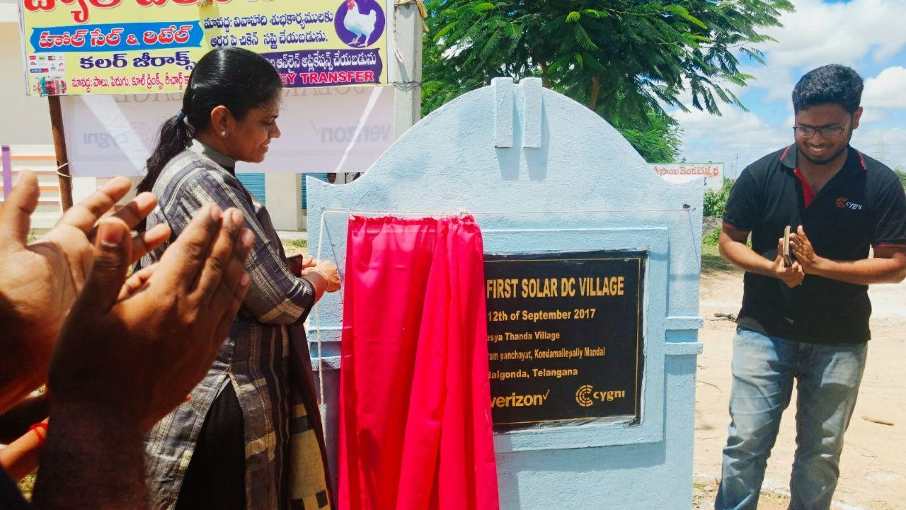 Image for Verizon and IIT Madras help light up 300 homes in India