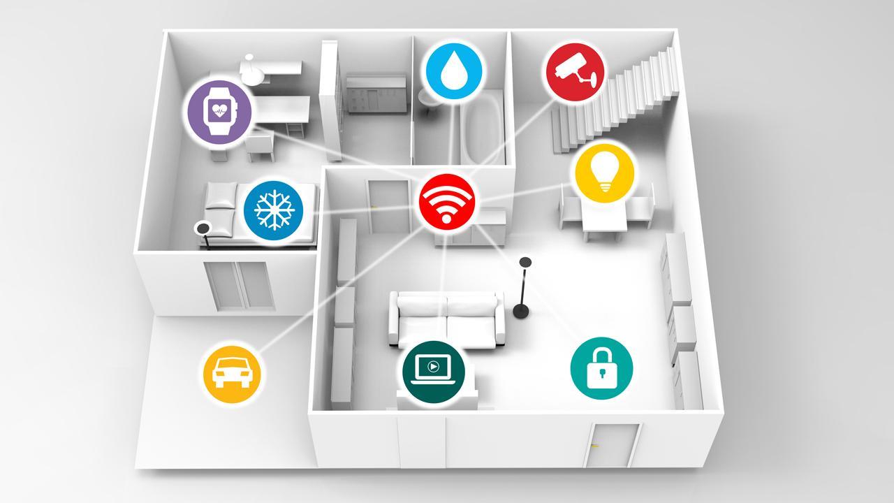 Home WiFi Concept