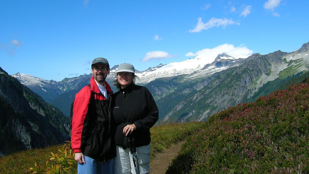 Ken Burns at North Cascades