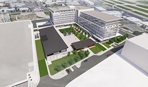 Verizon's San Jose Campus