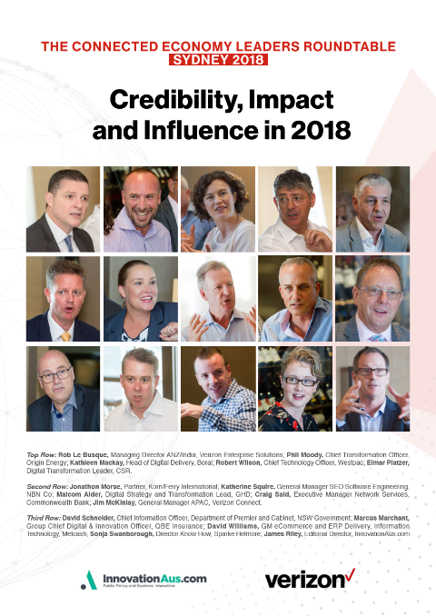 Credibility, Impact and Influence in 2018