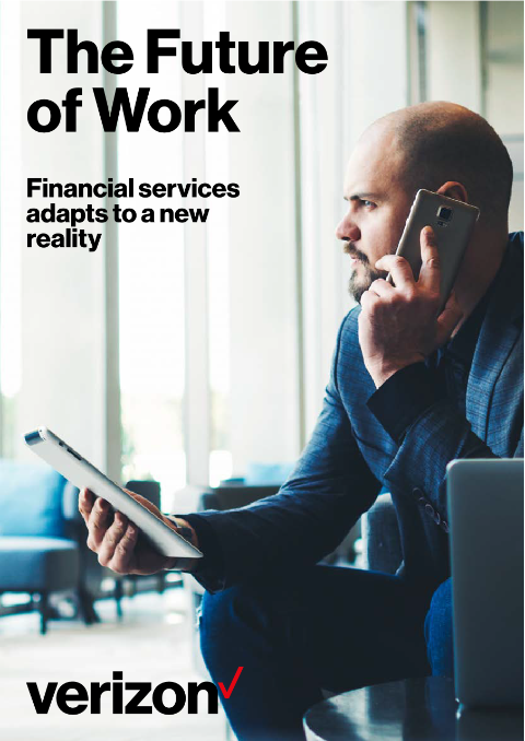 future of work financial services adapts to a new reality