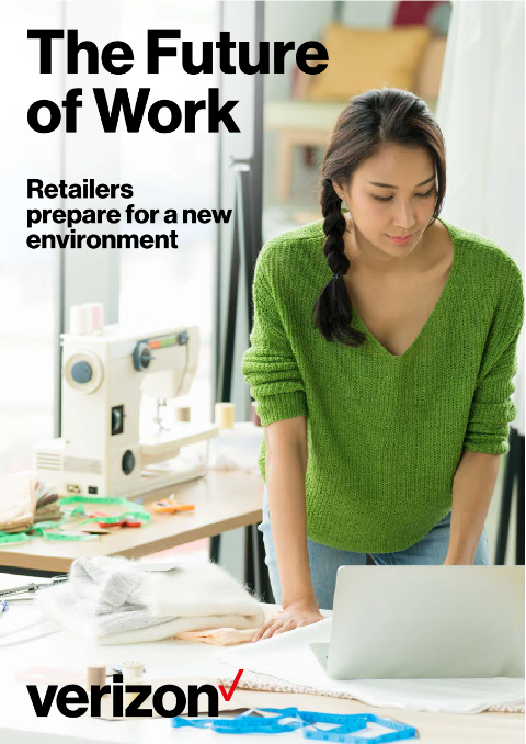 future of work retailers prepare for a new environment