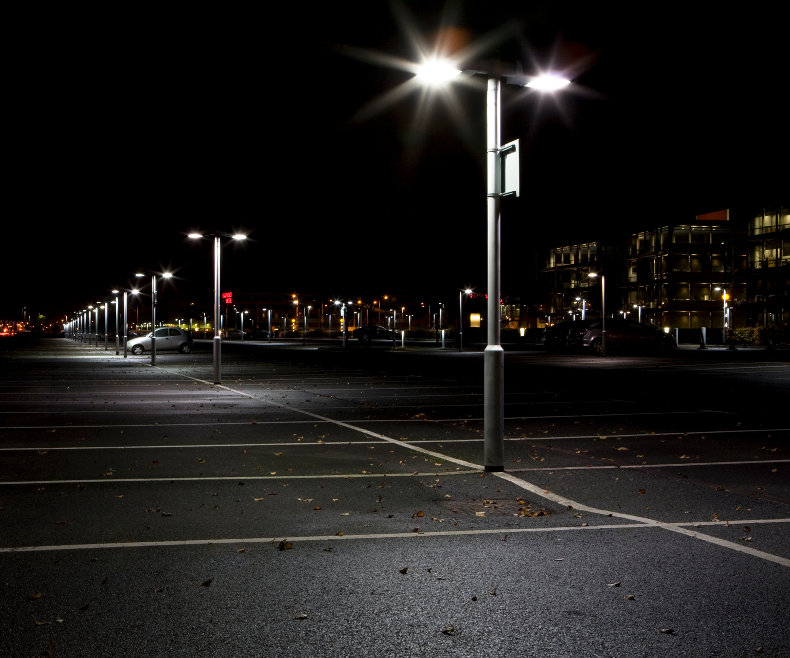 What is Intelligent Street Lighting?