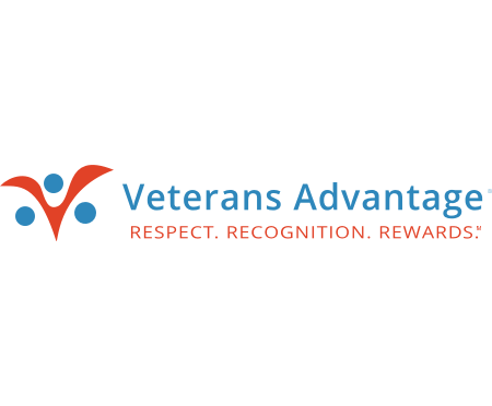Veterans Advantage logo