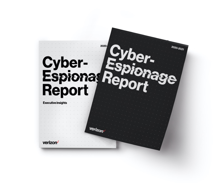 Cyber Espionage Report cover