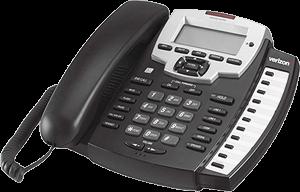 2 Line phone