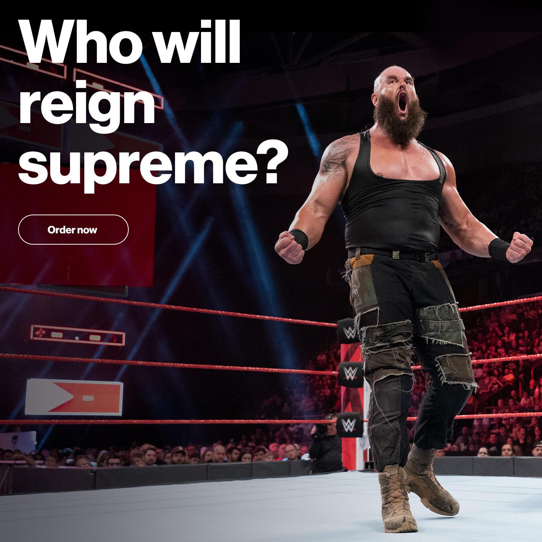 Who will reign supreme?