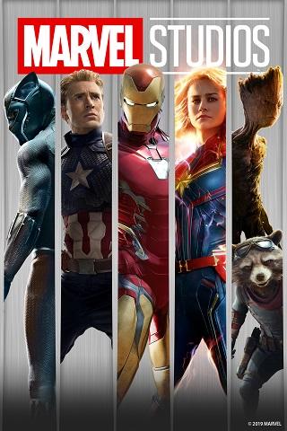 póster de avengers endgame