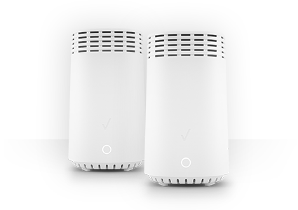Fios Home Wi-Fi Router and Fios Home Wi-Fi Extender