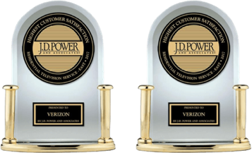 Two JD Power Awards
