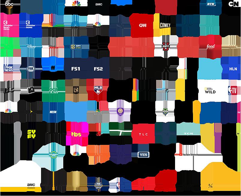 logotipos deyoutube tv