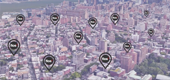 Verizon Fios Availability & Coverage Map for Internet, TV