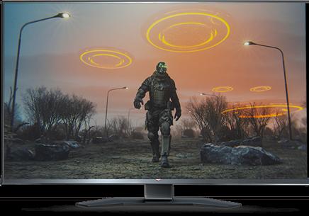 Streaming de juegos por Internet con Fios