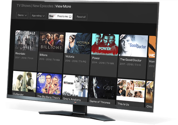 Verizon Fios TV Guide, Channel Lineup and Listing | Official