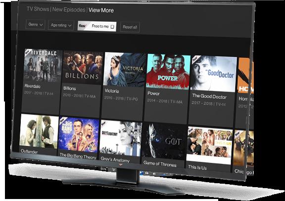 Mira todos tus programas de TV favoritos cuando quieras conFiosOn Demand.