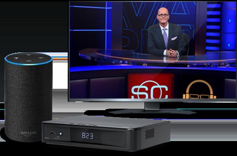 Alexa, TV y DVR