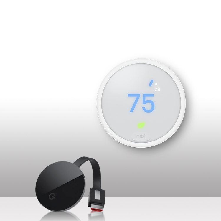 Smart thermostats | Media players