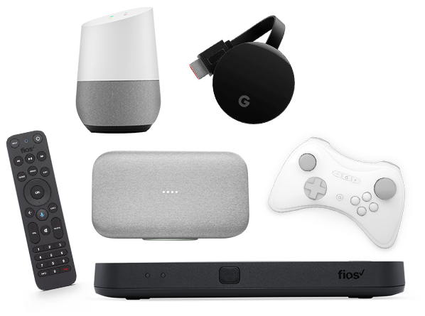 A variety of streaming devices