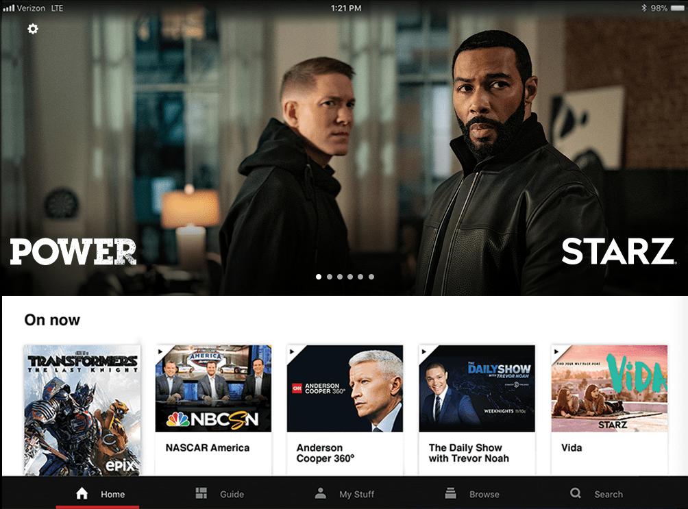 Fios TV App | Stream Live TV and Verizon Fios On Demand