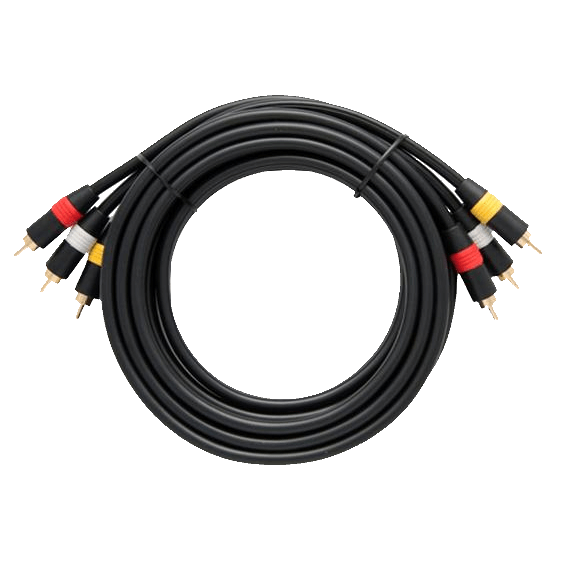 Product view of Composite A/V Cable