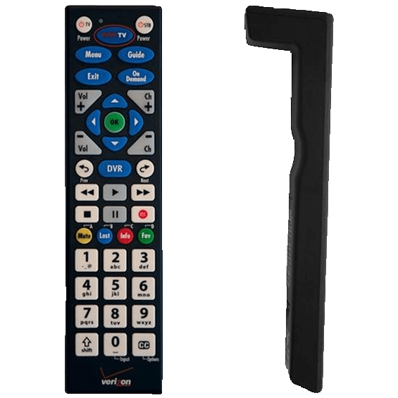 Product view of Fios Big Button Remote Control