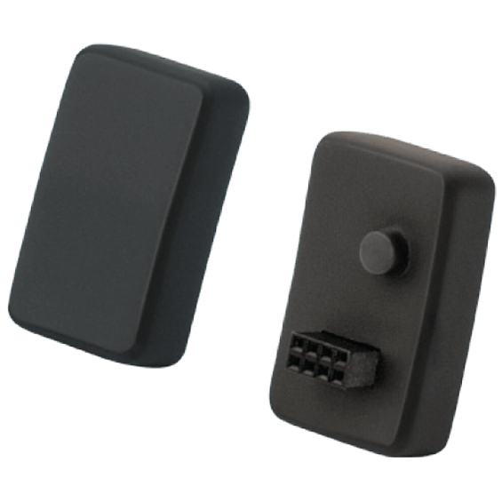 Product view of side by side Bluetooth Adaptors