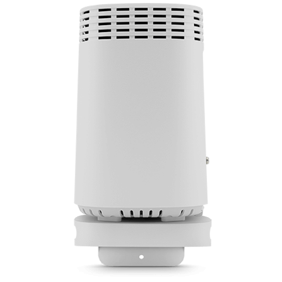 Fios Router product image - right view with wall bracket