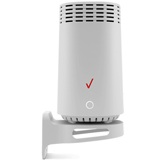 Fios Extender product image - front view with wall bracket